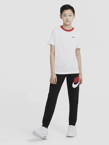 Футболка NIKE Sportswear модель DC7513-100 — фото 3 - INTERTOP
