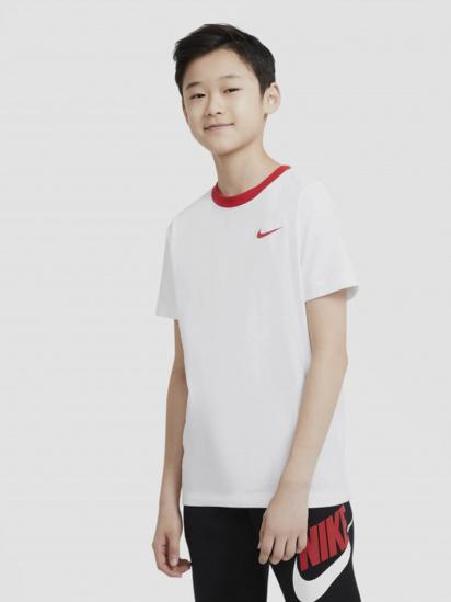 Футболка NIKE Sportswear модель DC7513-100 — фото - INTERTOP