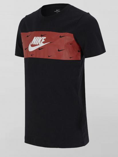 Футболка NIKE Sportswear модель DC7524-010 — фото - INTERTOP