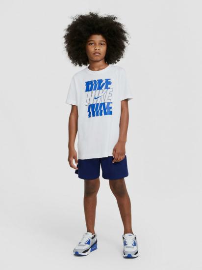 Футболка NIKE Sportswear модель DC7794-100 — фото 3 - INTERTOP