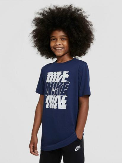 Футболка NIKE Sportswear модель DC7794-411 — фото - INTERTOP