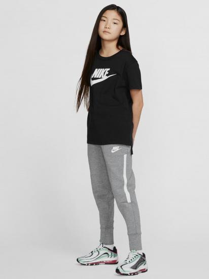 Футболка NIKE Sportswear модель AR5088-010 — фото 3 - INTERTOP