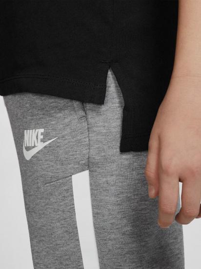 Футболка NIKE Sportswear модель AR5088-010 — фото 4 - INTERTOP