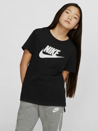 Футболка NIKE Sportswear модель AR5088-010 — фото - INTERTOP
