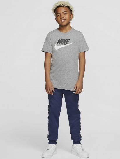 Футболка NIKE Sportswear модель AR5252-091 — фото 3 - INTERTOP