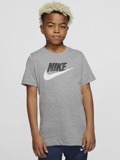 Футболка NIKE Sportswear модель AR5252-091 — фото - INTERTOP