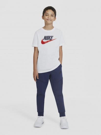 Футболка NIKE Sportswear модель AR5252-107 — фото 3 - INTERTOP