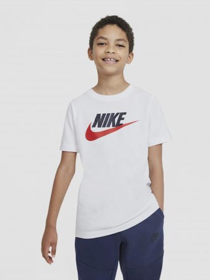 Футболка NIKE Sportswear модель AR5252-107 — фото - INTERTOP