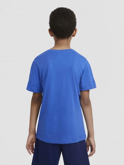 Футболка NIKE Sportswear модель AR5252-482 — фото 2 - INTERTOP