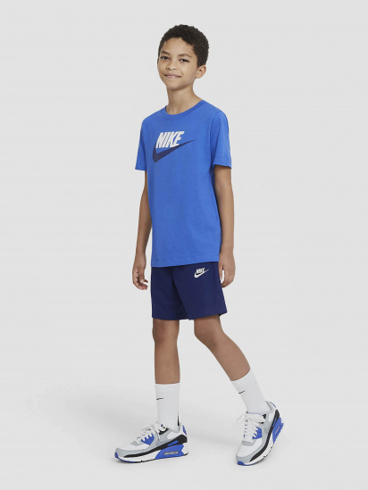 Футболка NIKE Sportswear модель AR5252-482 — фото 3 - INTERTOP