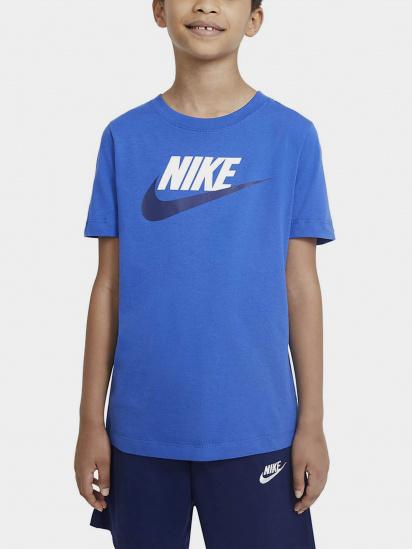 Футболка NIKE Sportswear модель AR5252-482 — фото - INTERTOP