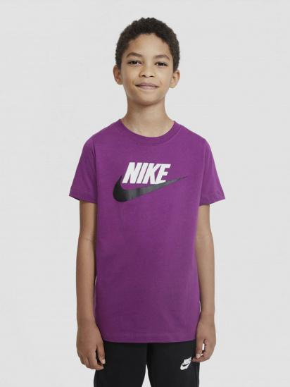 Футболка NIKE Sportswear модель AR5252-503 — фото - INTERTOP