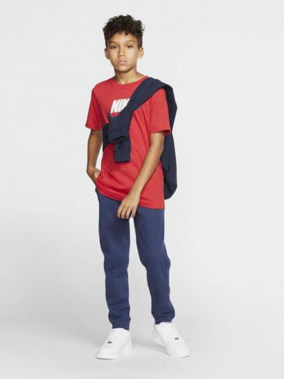 Футболка NIKE Sportswear модель AR5252-659 — фото 4 - INTERTOP