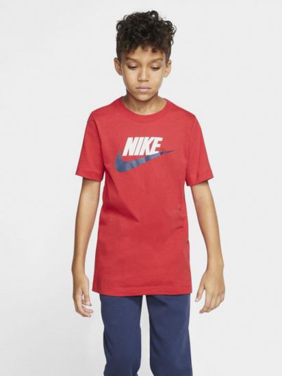 Футболка NIKE Sportswear модель AR5252-659 — фото - INTERTOP