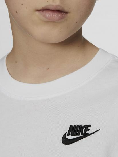 Футболка NIKE Sportswear модель AR5254-100 — фото 4 - INTERTOP