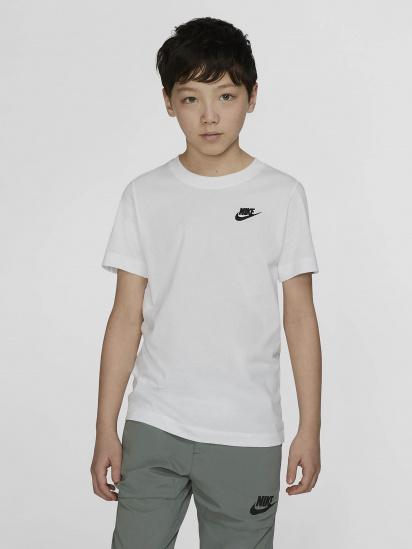 Футболка NIKE Sportswear модель AR5254-100 — фото - INTERTOP