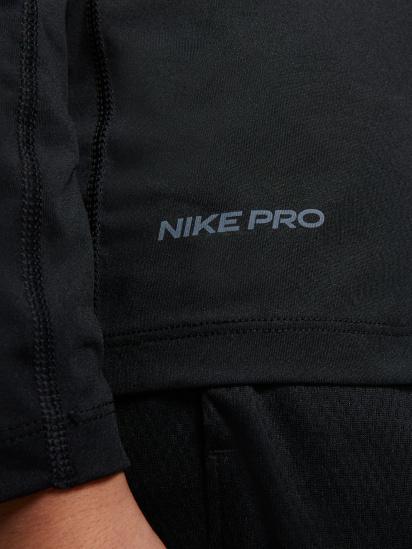 Футболка NIKE Pro Top модель CJ7711-010 — фото 5 - INTERTOP