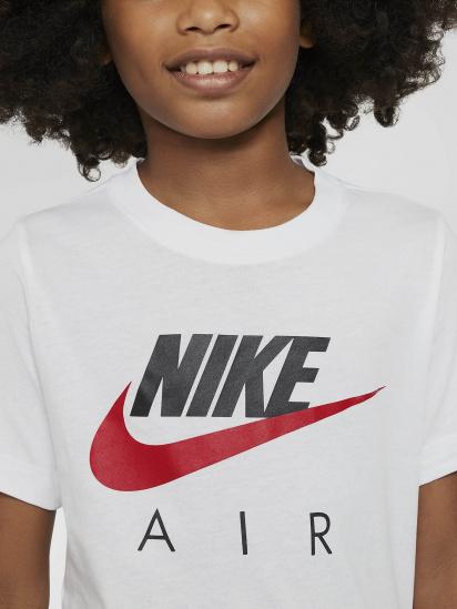 Футболка NIKE Air Sportswear модель CZ1828-100 — фото 4 - INTERTOP