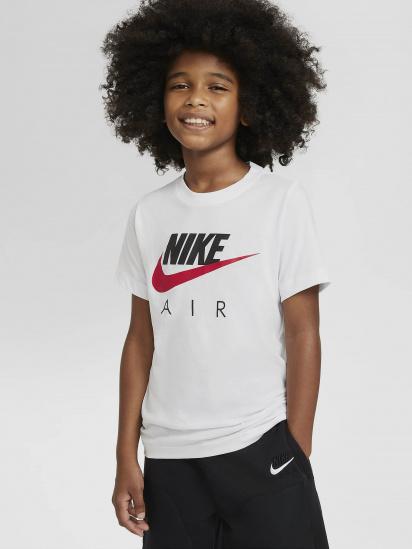 Футболка NIKE Air Sportswear модель CZ1828-100 — фото - INTERTOP