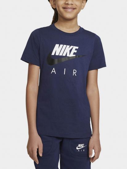 Футболка NIKE Air Sportswear модель CZ1828-411 — фото - INTERTOP