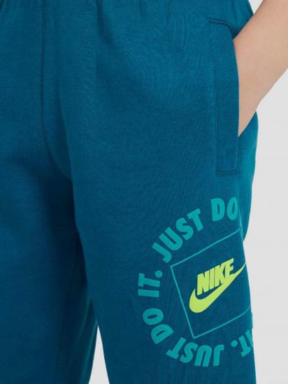 Спортивні штани NIKE Sportswear JDI модель DB3255-301 — фото 5 - INTERTOP