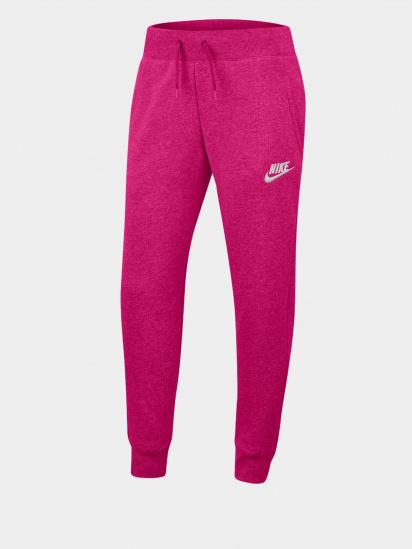 Спортивні штани NIKE Sportswear Club Fleece модель BV2720-615 — фото - INTERTOP