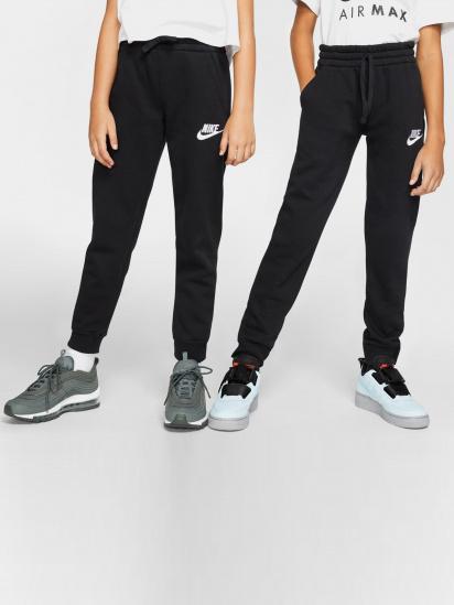 Спортивні штани NIKE Sportswear Club Fleece модель CI2911-010 — фото 6 - INTERTOP