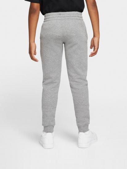 Спортивні штани NIKE Sportswear Club Fleece модель CI2911-091 — фото 2 - INTERTOP