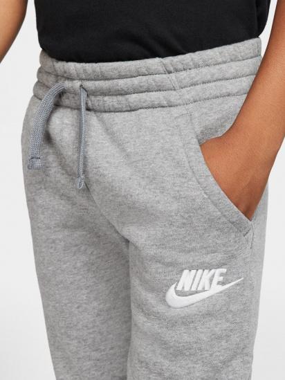 Спортивні штани NIKE Sportswear Club Fleece модель CI2911-091 — фото 3 - INTERTOP