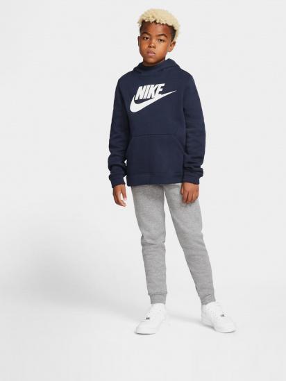 Спортивні штани NIKE Sportswear Club Fleece модель CI2911-091 — фото 4 - INTERTOP