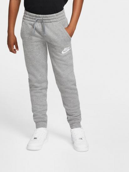 Спортивні штани NIKE Sportswear Club Fleece модель CI2911-091 — фото - INTERTOP