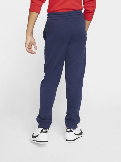 Спортивні штани NIKE Sportswear Club Fleece модель CI2911-410 — фото 2 - INTERTOP