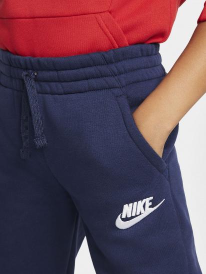 Спортивні штани NIKE Sportswear Club Fleece модель CI2911-410 — фото 3 - INTERTOP