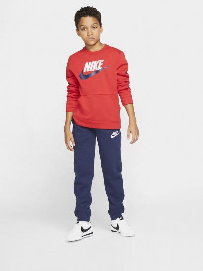 Спортивні штани NIKE Sportswear Club Fleece модель CI2911-410 — фото 4 - INTERTOP