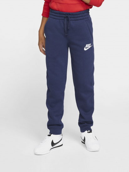Спортивні штани NIKE Sportswear Club Fleece модель CI2911-410 — фото - INTERTOP