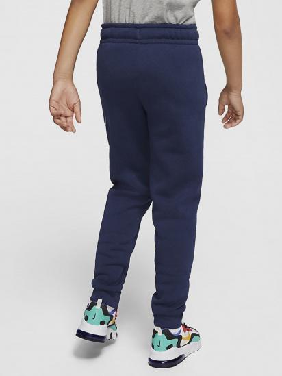 Спортивні штани NIKE Sportswear Club модель CJ7863-410 — фото 2 - INTERTOP