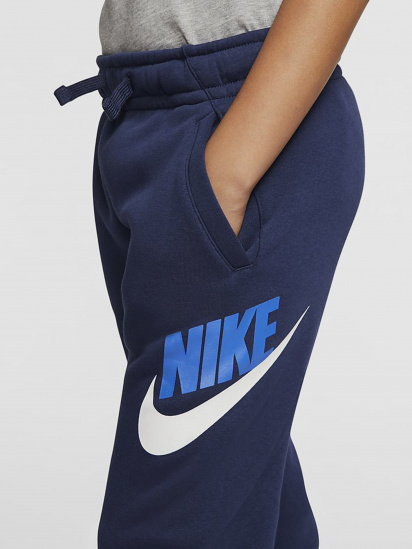 Спортивні штани NIKE Sportswear Club модель CJ7863-410 — фото 3 - INTERTOP