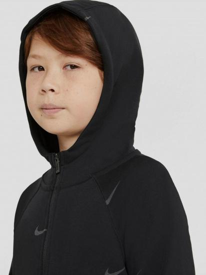 Кофта спортивна NIKE  Sportswear Swoosh модель DA0768-010 — фото 3 - INTERTOP