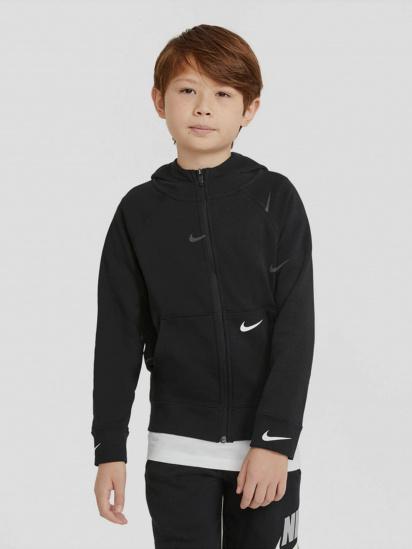 Кофта спортивна NIKE  Sportswear Swoosh модель DA0768-010 — фото - INTERTOP