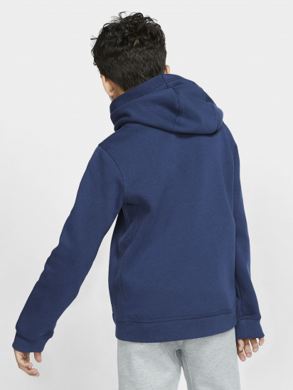 Худі NIKE Sportswear Pullover модель BV3757-410 — фото 2 - INTERTOP