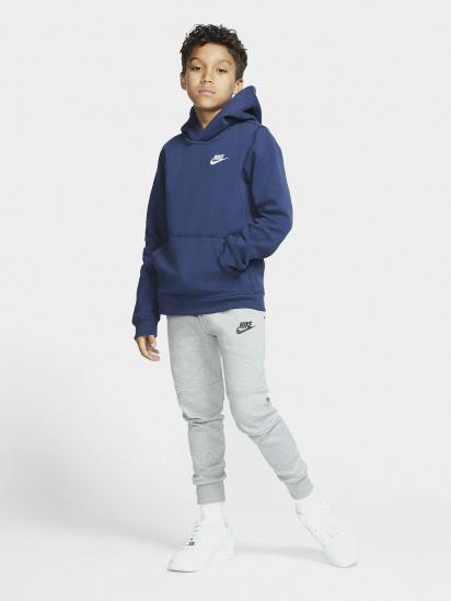 Худі NIKE Sportswear Pullover модель BV3757-410 — фото 4 - INTERTOP