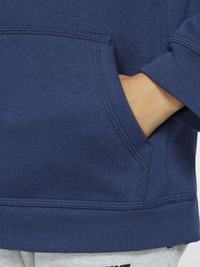 Худі NIKE Sportswear Pullover модель BV3757-410 — фото 5 - INTERTOP