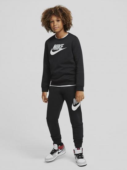 Світшот NIKE Sportswear Club модель CV9297-011 — фото 3 - INTERTOP