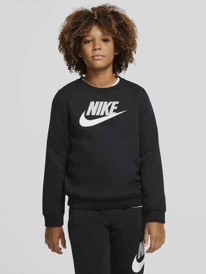 Світшот NIKE Sportswear Club модель CV9297-011 — фото - INTERTOP