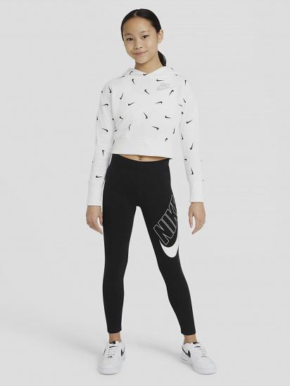 Легінси NIKE Sportswear Favorites модель CU8943-010 — фото 3 - INTERTOP
