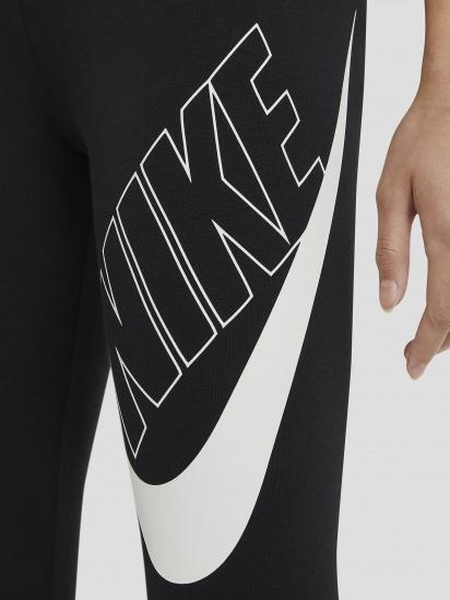 Легінси NIKE Sportswear Favorites модель CU8943-010 — фото 4 - INTERTOP