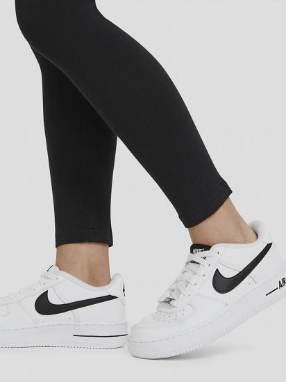 Легінси NIKE Sportswear Favorites модель CU8943-010 — фото 5 - INTERTOP
