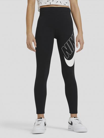 Легінси NIKE Sportswear Favorites модель CU8943-010 — фото - INTERTOP