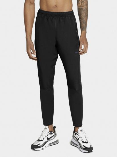 Спортивні штани NIKE Essential Run Division running pants модель DA0412-010 — фото - INTERTOP
