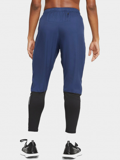 Спортивні штани NIKE Essential Run Division running pants модель DA0412-410 — фото 2 - INTERTOP